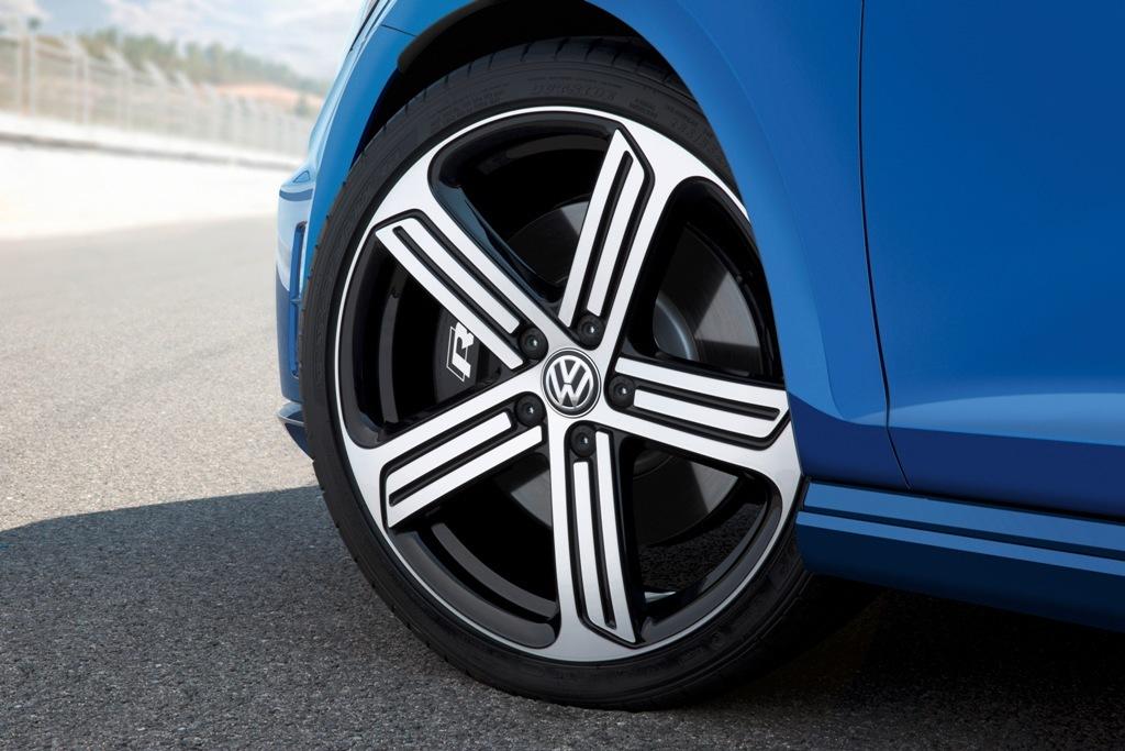 Foto de Nuevo Volkswagen Golf R (18/25)