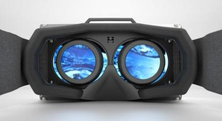La realidad virtual de Oculus Crescent Bay es con dos pantallas