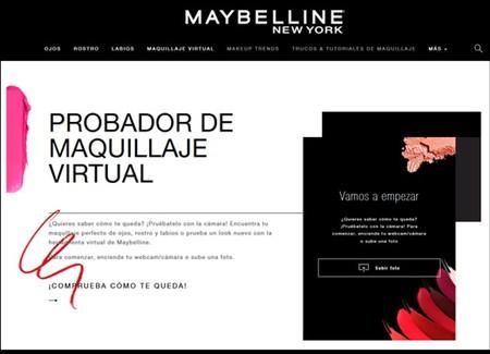 Maybelline Probador 2