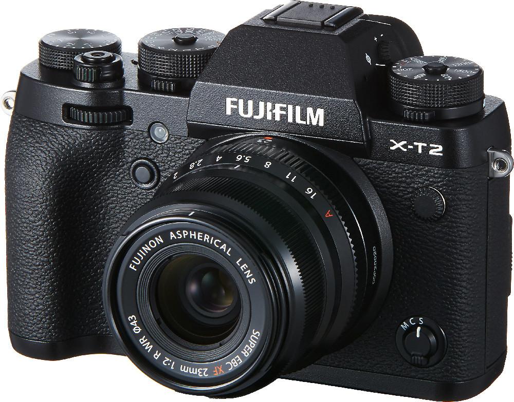 Xf23mmf2 R Wr Black X T2