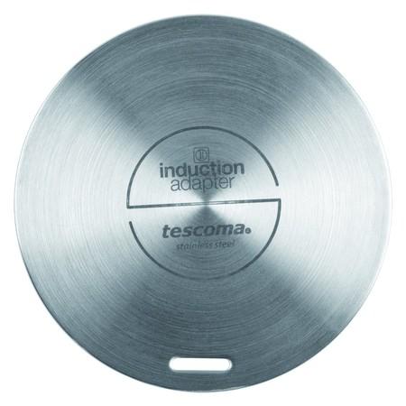 Por 21,25 euros tenemos la placa adaptadora para inducción Tescoma 420946 Presto de 21 cm de diámetro en Amazon