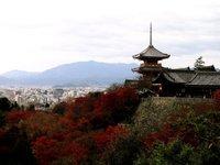 Kiyomizu-dera, el templo del agua pura de Kyoto