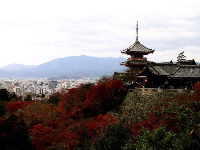 Asia-Kyoto-Kiyomizu-dera