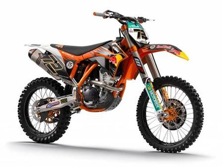 KTM 350 SX-F Factory Racing