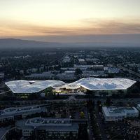 Nvidia Voyager: así lucirá el nuevo y futurista edificio de 229.000 metros cuadrados