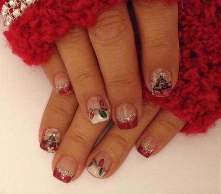 Nail Art Christmas 2