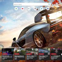 Ya es posible personalizar Edge con fondos de juegos gracias a la extensión Xbox New Tab