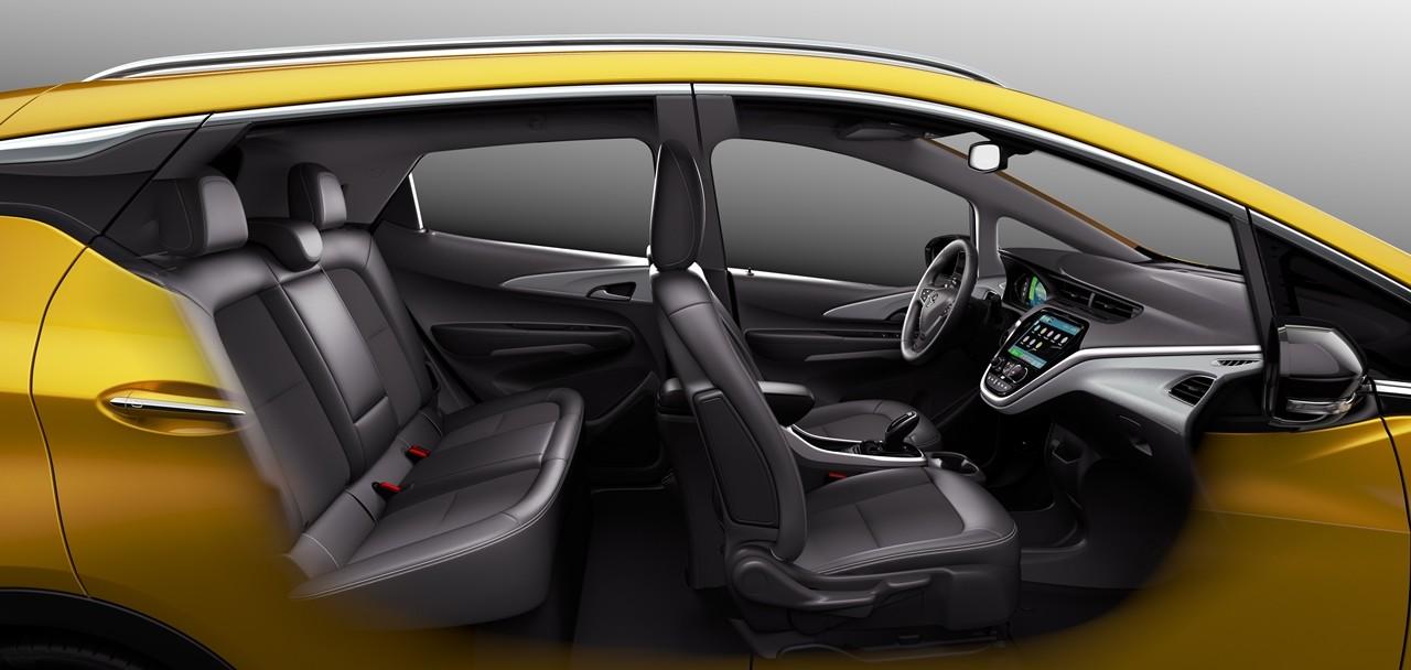 Foto de Opel Ampera-e (1/11)