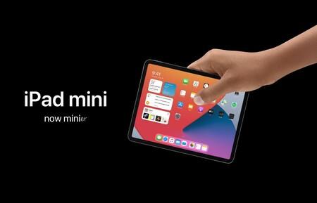 El nuevo iPad mini llevará el chip A15 de los iPhone 13 y heredará el puerto USB-C, según 9to5Mac