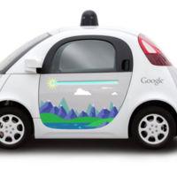 Los coches autónomos también tienen disputas entre ellos en la carretera (actualizado)