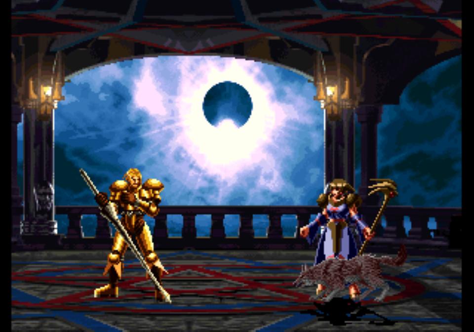 Juego inacabado para Neo Geo