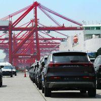 Las primeras 500 unidades del SUV eléctrico chino Aiways U5 van camino a Europa, y llegarán primero a Córcega en julio