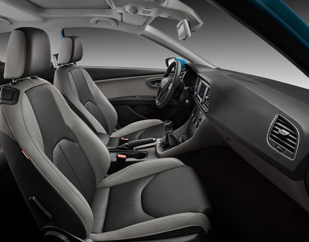 Seat Leon sport coupe Style interior