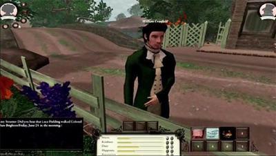 'Ever, Jane', un videojuego para meterte en los libros de Jane Austen