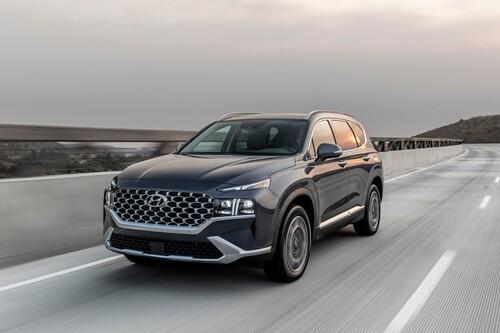 El Hyundai Santa Fe 2022 renueva rostro y motor en México: estos son sus precios