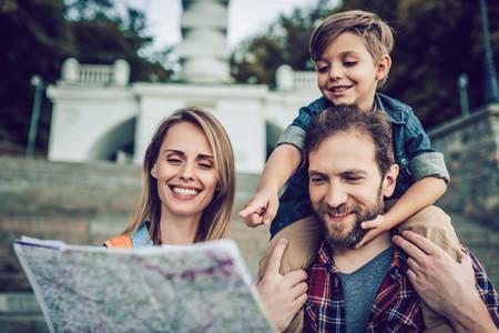 Vacaciones con niños: cinco mágicas rutas por Europa para hacer en coche o en autocaravana