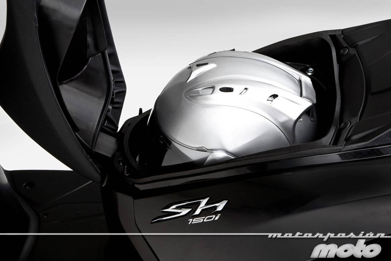 Foto de Honda Scoopy SH125i 2013, prueba (valoración, galería y ficha técnica)  - Fotos Detalles (22/81)