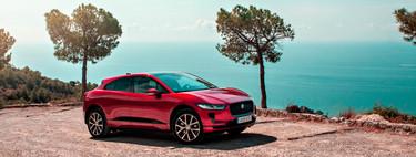 Probamos el Jaguar I-PACE, un SUV eléctrico que convence por lujo y dinamismo, pero no por autonomía