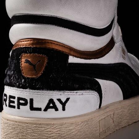 Puma Y Replay Hacen Del Vintage La Novedad Con El Lanzamiento De Los Iconicos Sneakers Ralph Sampson 03