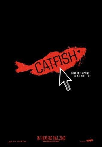 'Catfish', cartel y (ejemplar) tráiler