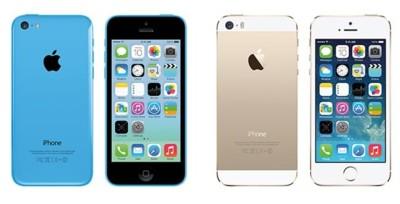 Los diferentes iPhone 5s e iPhone 5c y su compatibilidad con redes de telefonía
