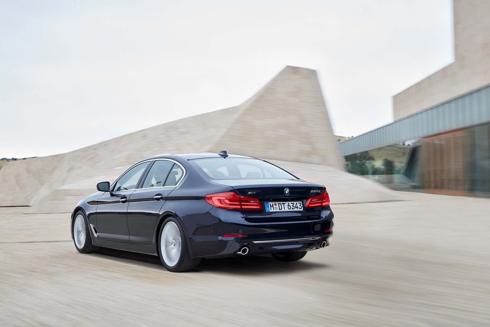 Foto de BMW Serie 5 2017 (105/134)
