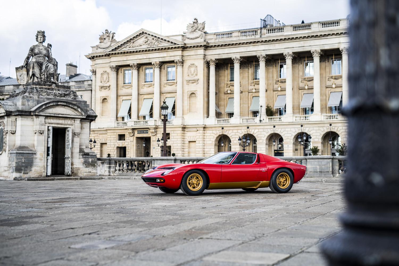 Foto de Lamborghini Miura SV de Jean Todt (34/37)