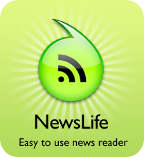 NewsLife sale de la beta