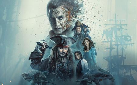 'Piratas del Caribe: La venganza de Salazar': Johnny Depp se enfrenta a Javier Bardem en la entretenida última aventura de Jack Sparrow