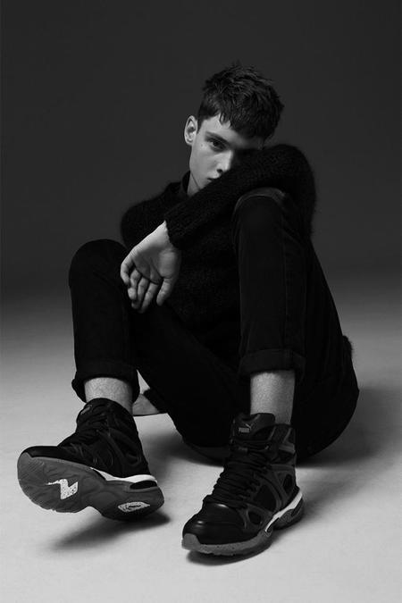 McQ Alexander McQueen PUMA Fall 2014
