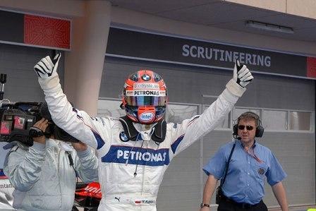 ¿Nico Rosberg a BMW Sauber y Robert Kubica a Ferrari?