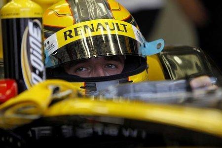"""El contrato de Robert Kubica con Renault y sus """"clausulas"""""""