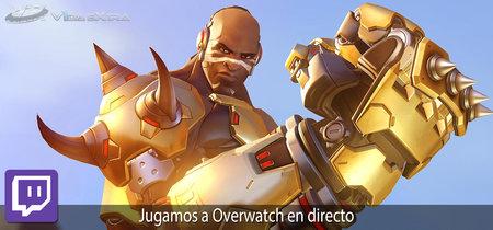 Jugamos en directo a Overwatch a las 19h (las 12h en Ciudad de México) [Finalizado]
