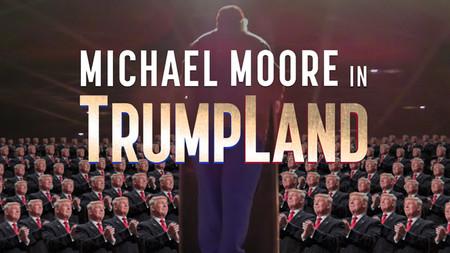 Michael Moore estrena un documental sorpresa sobre Donald Trump