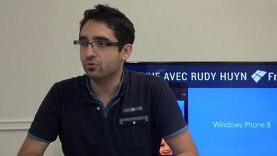 Rudy Huyn alcanza las 15 millones de descargas, así lo anuncia en la entrevista que le hizo Microsoft