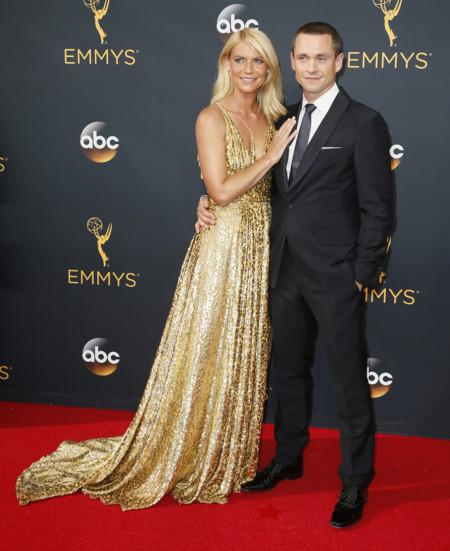 Las parejas se lucen en los Premios Emmy 2016