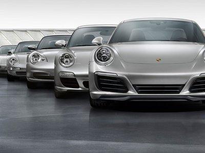 De 0 a 1.000.000 en siete generaciones: repasamos la vida del Porsche 911 desde el primero hasta el último