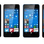 Así sería el Lumia 550, el teléfono de gama baja de Microsoft con Windows 10 Mobile