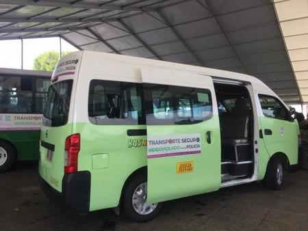 El transporte público de CDMX tendrá GPS, cámaras y botón de pánico, mientras los transportistas piden aumentar 2 pesos la tarifa