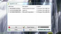AppAdmin, bloquea la ejecución de programas fácilmente