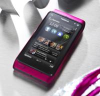 Nokia N8 en color rosa,  ¿con Symbian Anna?