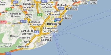 Google Maps ya incorpora geolocalización