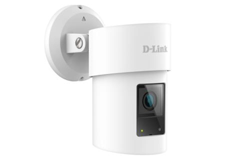 D-Link presenta la DCS-8635LH, una cámara de vigilancia IP que apuesta por la IA para detectar intrusos y rotura de cristales