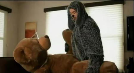 wilfred y oso