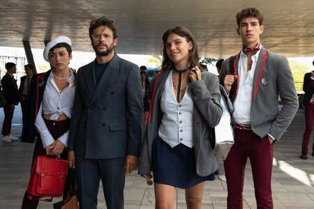 Todo lo que sabemos de la nueva temporada de 'Élite': así pondrán patas arriba el instituto sus nuevos alumnos