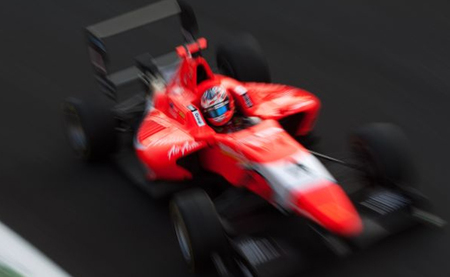 Mitch Evans, satisfecho con el nuevo GP3