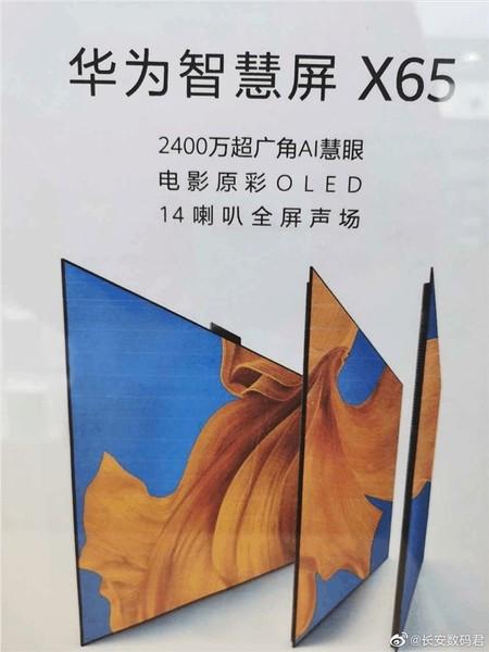 Huawei Smart Tv X65 Cartel