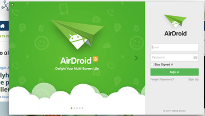 Airdroid 3 llega en Beta con aplicaciones de escritorio para Windows y Mac