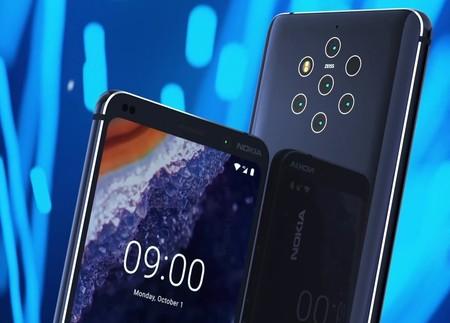 El Nokia 9 PureView, y sus misteriosas cinco cámaras, se dejan ver en vídeo mostrando todas sus características
