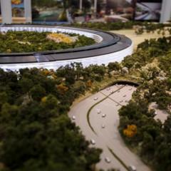 Foto 3 de 22 de la galería maqueta-del-campus-2-de-apple en Applesfera